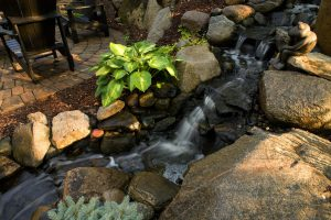 Brendon Water Feature Minneapolis Landscaping