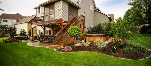 Three Things to Consider When Planning Your Outdoor Kitchen