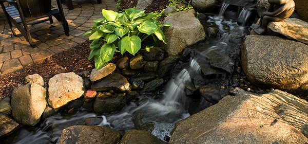 Add a Soothing Water Feature to Your Landscape Now
