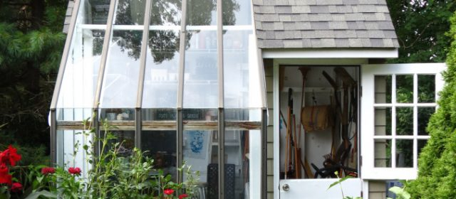 Move over Man Cave, it's Time for a She Shed!