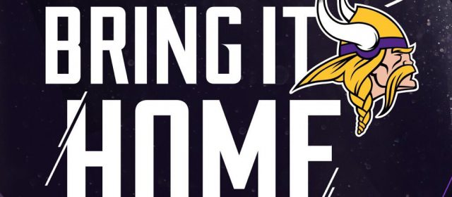 Bring It Home! Add Vikings Pride to Your Landscape