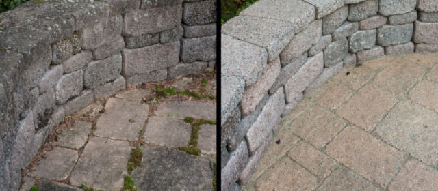 Caring For Your Paver Patio